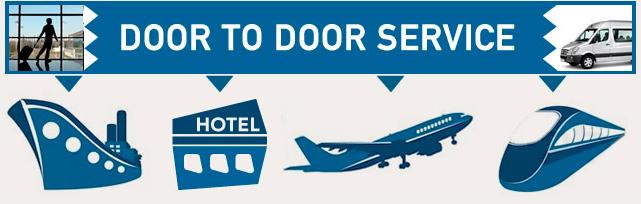 Travel jogja jakarta door to door service