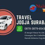 Jasa Travel Jogja Surabaya Termurah Terbaru