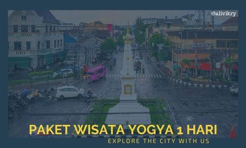 Paket wisata yogya 1 hari malioboro