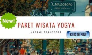 Paket wisata Yogya terbaru