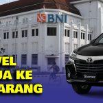 Travel Jogja ke Semarang Melayani Antar Jemput Penumpang
