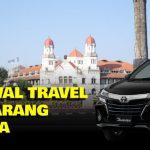 Jadwal Travel Semarang Jogja Terkini 2021