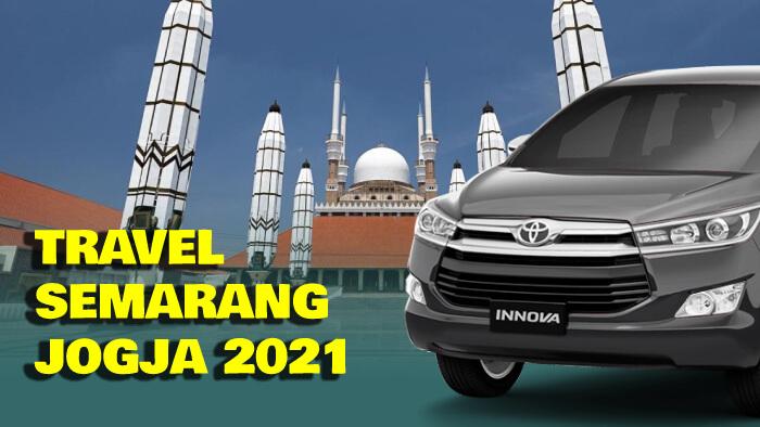Travel Semarang Jogja 2021