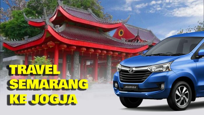 Travel Semarang ke Jogja